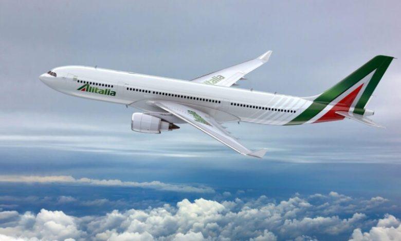 صورة الجوية الإيطالية أليطاليا تبرمج رحلات تجارية من روما الى الجزائر