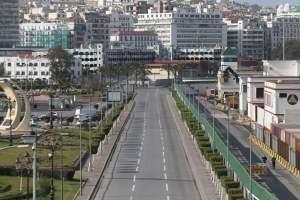 صورة تمديد الحجر الجزئي على 32 ولاية بالجزائر