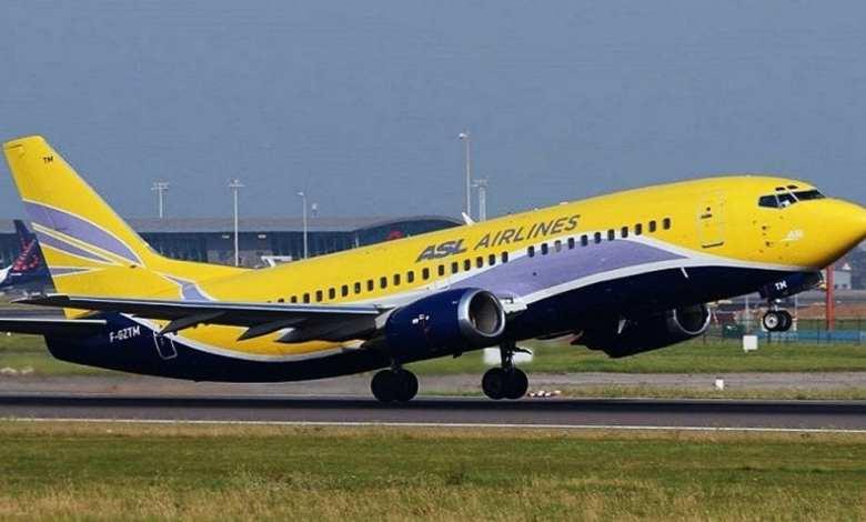 صورة شركة الطيران الفرنسية ASL Airlines تبرمج رحلات إجلاء