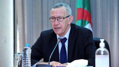 """صورة وزير الاتصال عمار بلحيمر: جعل اقتراع 12 جوان """"موعدا بارزا"""" في بناء الجزائر الجديدة"""