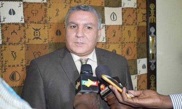 صورة سفير الجزائر في مالي-إجتماع لجنة متابعة اتفاق السلم بمالي كان ناجحا