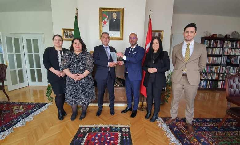 صورة الجزائر ستشارك في قمة الحلال لمنظمة التعاون الإسلامي