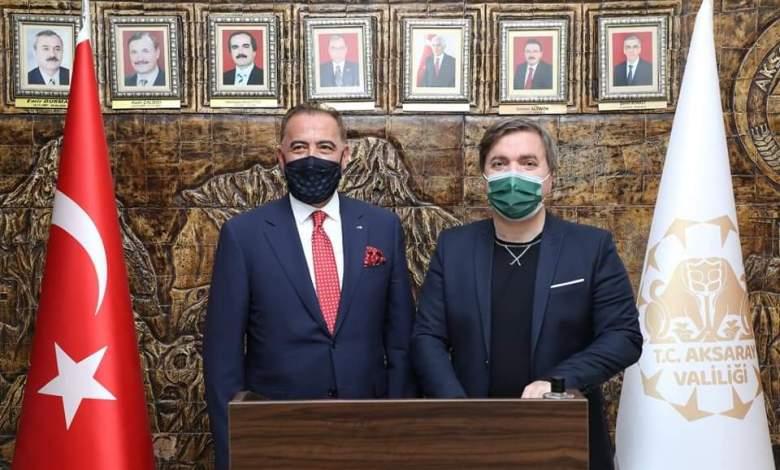 صورة سفير تركيا  يبحث عن فرص استثمار جديدة للجزائر