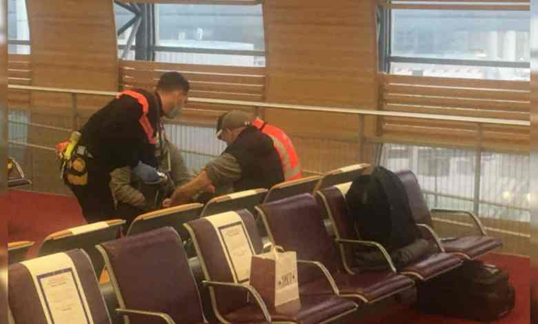 صورة مضاعفات مرضية وتوعكات صحية وسط عالقين باريس