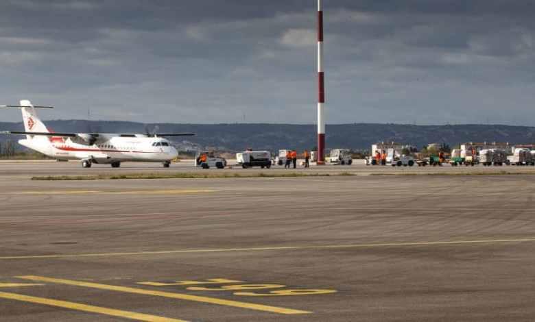 صورة الجوية الجزائرية: رحلة من فرانكفورت الى الجزائر يوم ال22 سبتمبر