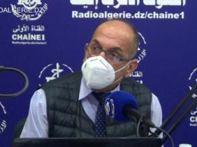 صورة عضو اللجنة العلمية الياس رحال ينفي وجود موجة ثالثة لفيروس كورونا