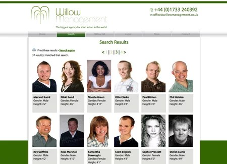 Willow Management