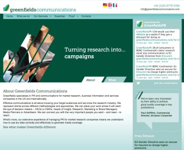 Greenfields Communications