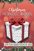Christmas Sudoku Book Large Print