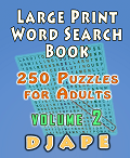 Word Searches Large Print volume 2