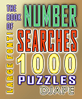 The Book of Number Searches, 1000 puzzles