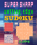 Super Sharp Cutting Edge Sudoku