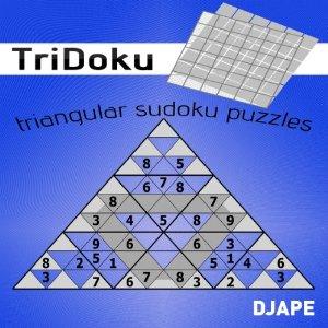 Tridoku - triangular Sudoku: a game for Kindle