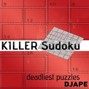 Killer Sudoku for Kindle deadliest puzzles
