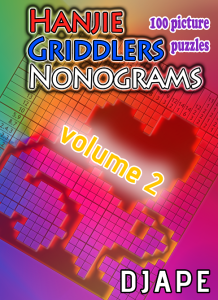 Griddlers Nonograms book, volume 2