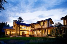 Rustic Ranch Home Exteriors