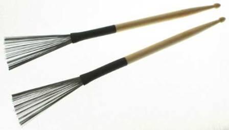 berita musik : stick drum brush
