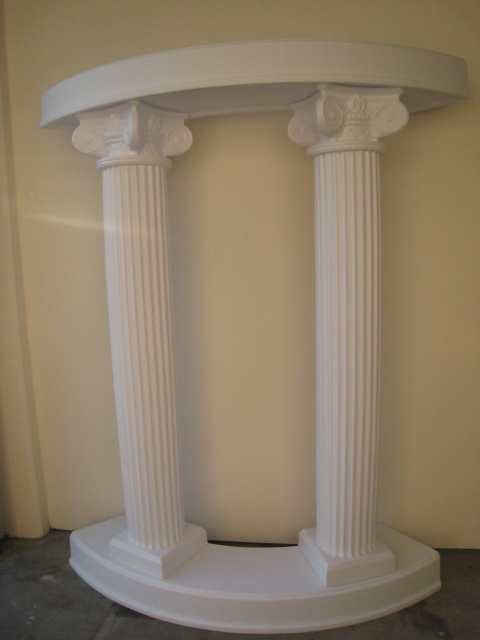 Roman Columns Entire San Francisco Bay Area