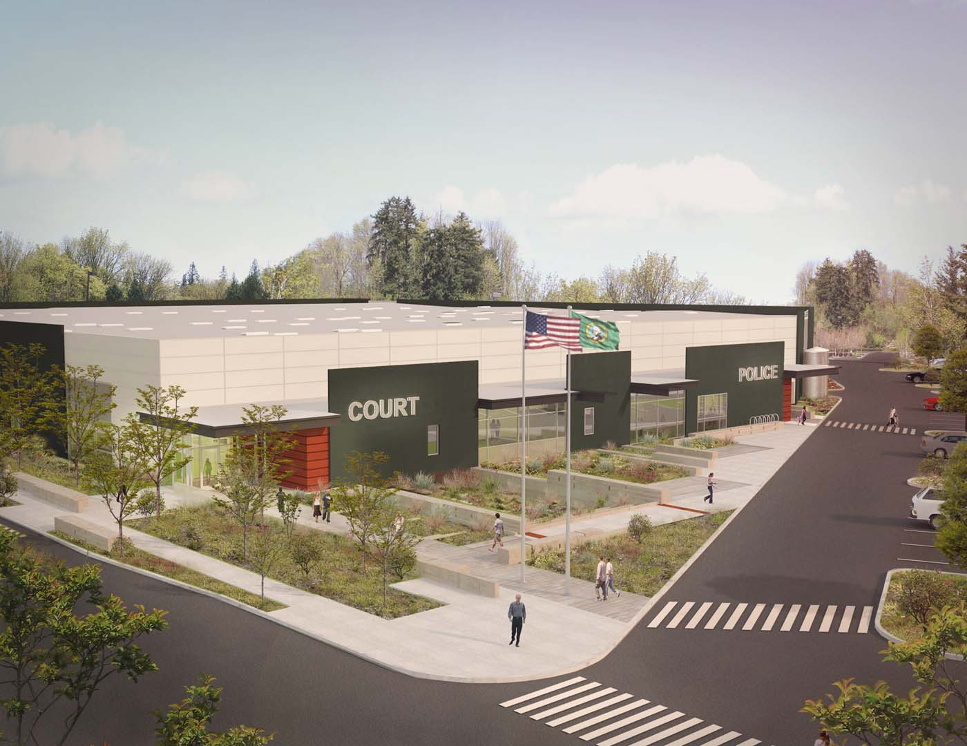 Seattle DJCcom local business news and data  Real Estate  Kirkland big box store will be