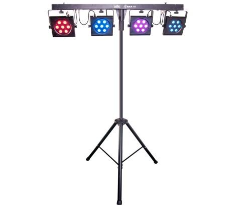 Chauvet DJ 4Bar Tri LED Par System