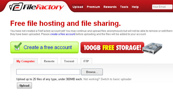 File Factory