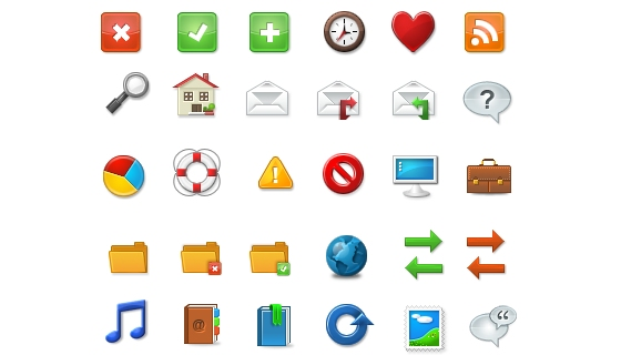 50 New High Quality Icon Sets 20