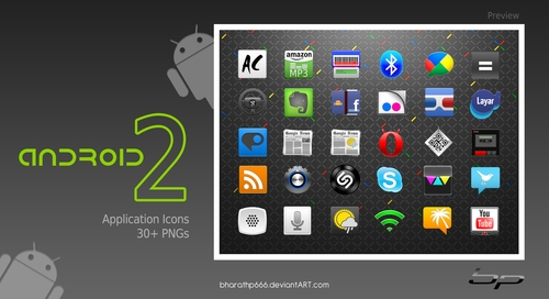 50 New High Quality Icon Sets 27
