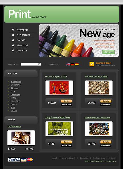 50+ High-Quality Free PSD Web Templates 25