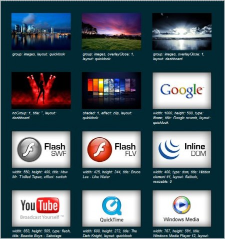 25 Fresh and Useful JQuery Plugins 7