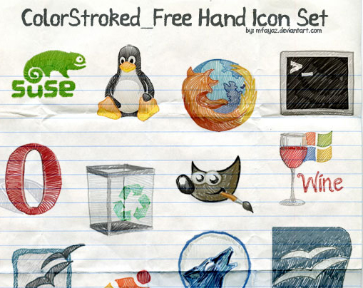 22 Beautiful Free Icon Sets For Your Next Design 16