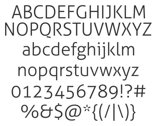 28 High Quality Fresh Free Fonts 2