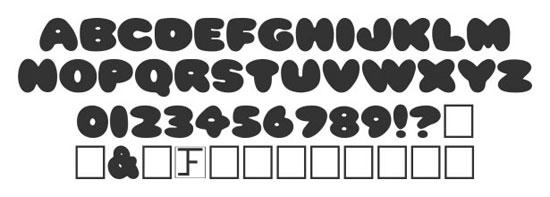 28 High Quality Fresh Free Fonts 17