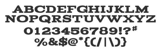 28 High Quality Fresh Free Fonts 18