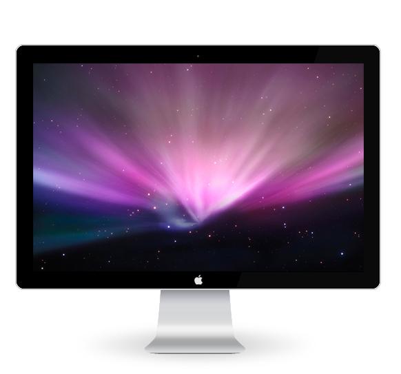 Create a Realistic Apple LED Cinema Display in Photoshop 20
