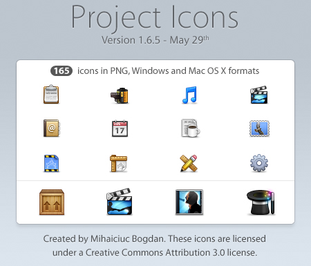 30 Fresh Free Icon Sets For Web Designers And Developers 3