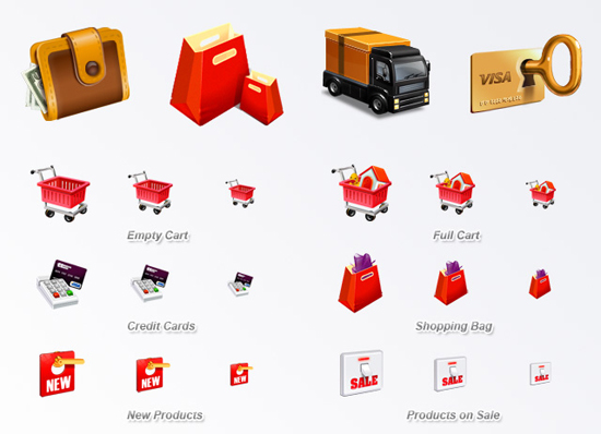 30 Fresh Free Icon Sets For Web Designers And Developers 5