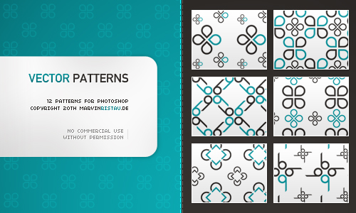 The Ultimate Collection of Free Photoshop Patterns 7