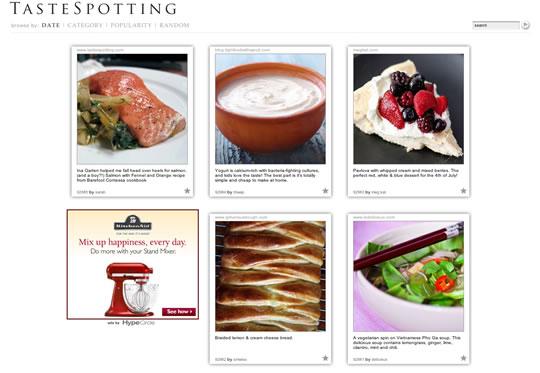 Showcase of Beautiful Restaurant Websites 12