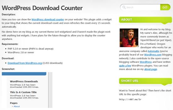 20 Most Useful WordPress Tricks and Plugins 16