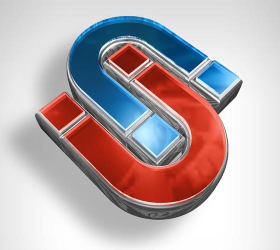 25 Spectacular Creative 3D Logos from Deviant Art 23