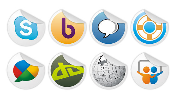 10 Beautiful Fresh Free Icon Set for Designers 6