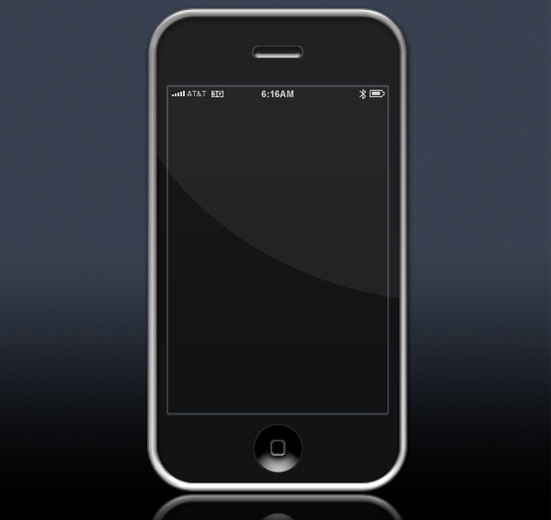 20 iPhone PSD Collection for Your Inspiration 7