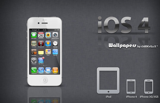 20 iPhone PSD Collection for Your Inspiration 2