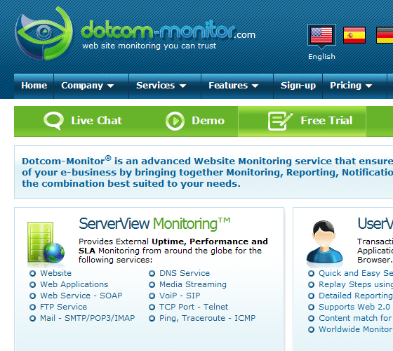 10 Most Useful Server Monitoring Tools for Web Developers 5