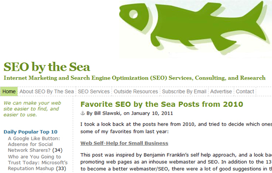 Top 10 Hand Picked SEO Blogs to Improve Your SEO Knowledge 2