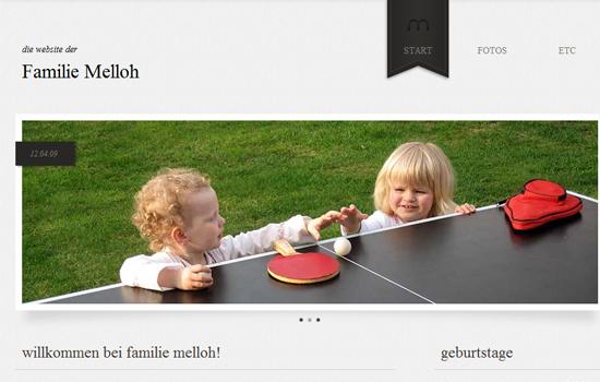 20 Awesome Web Blog Design for Inspiration 4