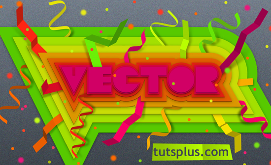 15 Excellent Text Effect Tutorials in Illustrator 10