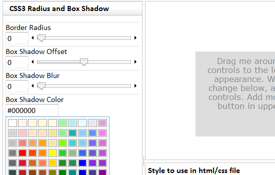 10 Useful CSS3 Tools for Your Next Web Development 7