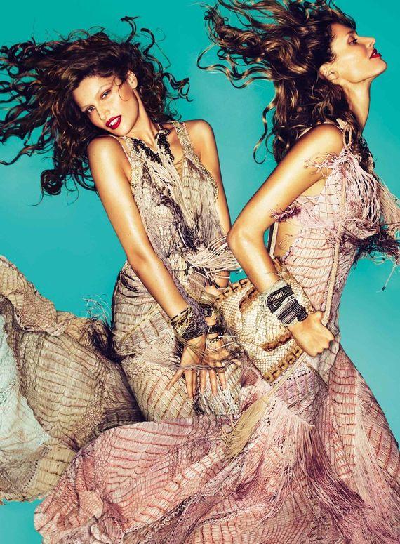 30 Inspirational Fashion Ad Designs 5
