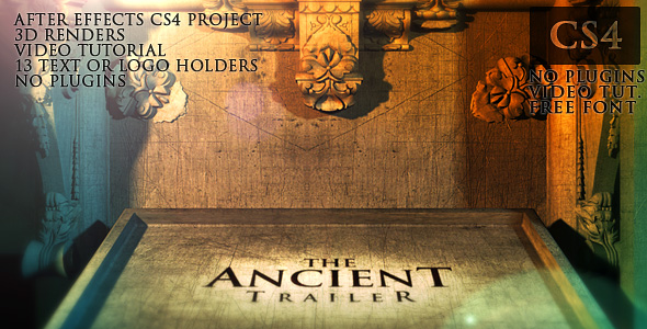 25 Amazing After Effect Templates for Movie Trailers 20